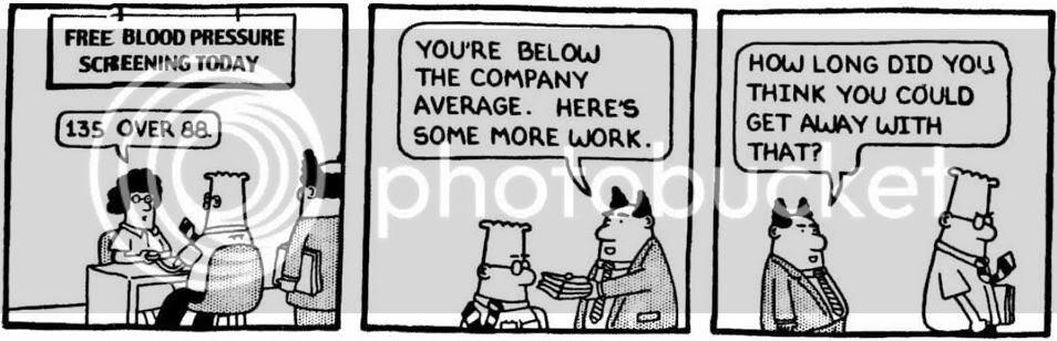 Dilbert or Euphrony