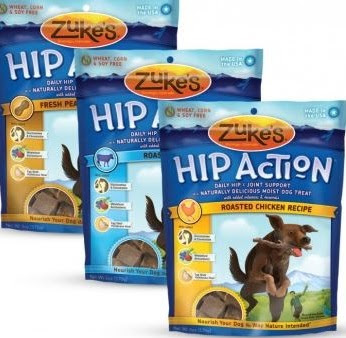 Enter to win Zuke's Hip Action Dog Treats, ends 11/17