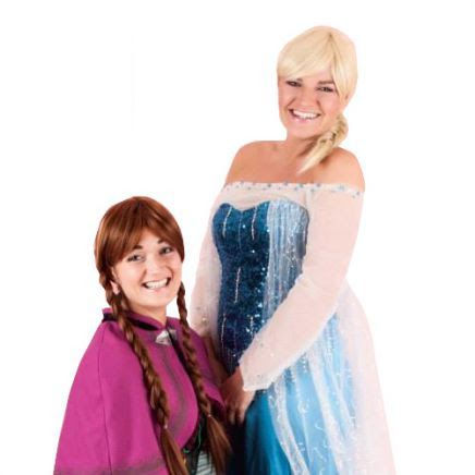 Snow Sisters Sing-a-Long 11am onwards - Samlesbury Hall