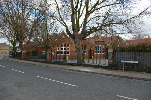 Dover Road School Glyn Baker Geograph Britain And Ireland