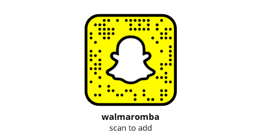 Add me on Snapchat! Username: walmaromba