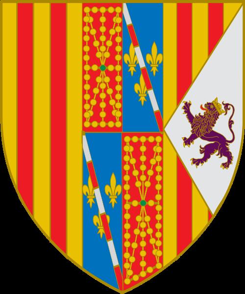 Archivo:Escudo Carlos de Viana.svg
