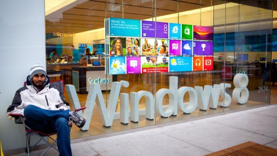 Windows 8 Sales Reach 100M Licenses
