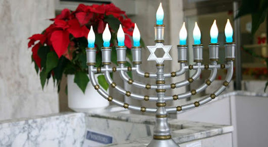 Why the World Should Celebrate the Hanukkah and Christmas Convergence