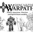 GN:W - Warrior and Spirit Beast Models