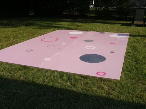 DIY: Dance Floor for a Teen Party   4th of July Party