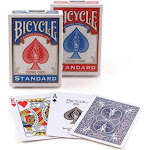 Bicycle Playing Cards: Standard Index Size