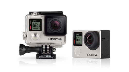 GoPro introduces a camera with a touchscreen and another that's just $129