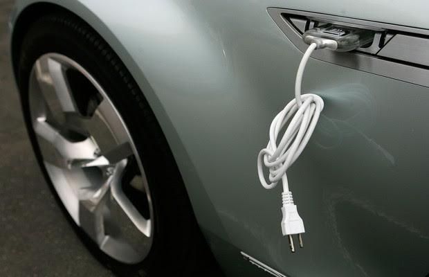Carro elétrico (Foto: Getty Images)