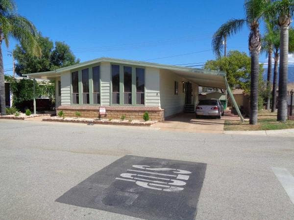 Senior Retirement Living  1980 Madison Manufactured Home For Sale in Banning, CA