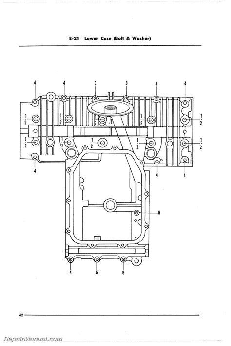 1971-1973 Honda CB500 Four Cylinder Motorcycle Parts Manual