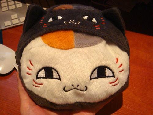 Nyanko-sensei pouch