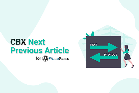 CBX Next Previous Article for WordPress