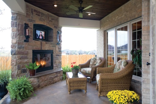 Outdoor Entertainment Ideas - House Plans and More