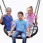 M&M Sales Enterprises MM00124 Web Riderz Nest Swing