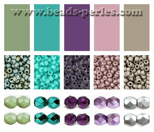 פרלס חרוזים: צבעים 1