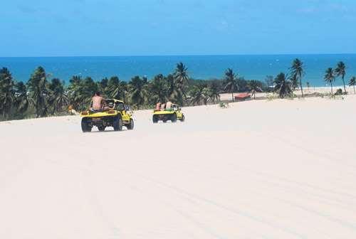 Turismo na terra da alegria corresponde a 10,8% do PIB no Ceará