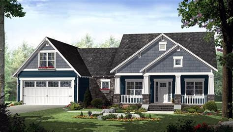 country craftsman house plan family home plans blog