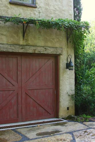 hobbit house garage