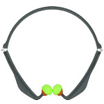 Safety Works 241773 TruGuard Banded Ear Plugs with Foam Caps