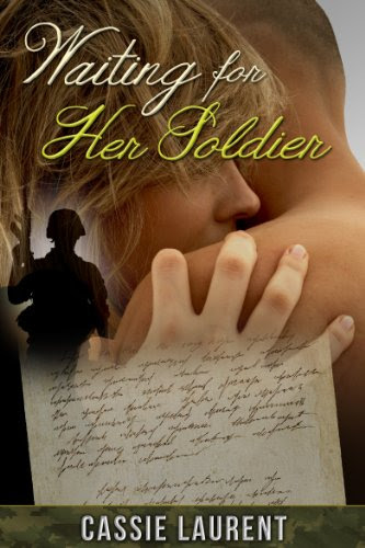 Waiting for Her Soldier (A New Adult BBW Romance Novella) by Cassie Laurent