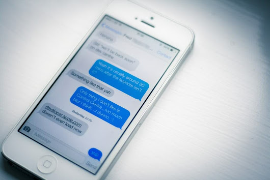 iMessage For iPhone & iPad - All You Need To Know!