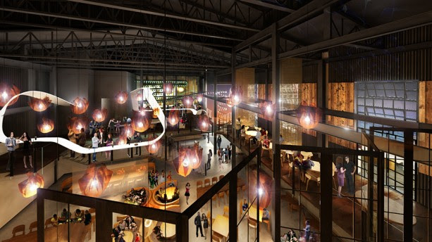 Approved Rendering Morimoto Asia Interior