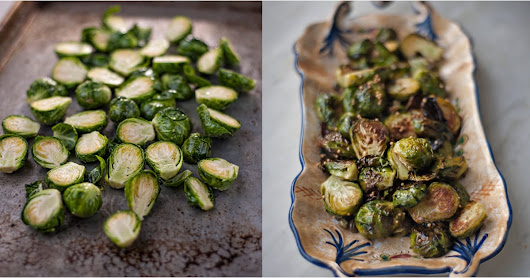 A Chef Explains How to Make the Crispiest Brussels Sprouts Ever Without Deep Frying Them