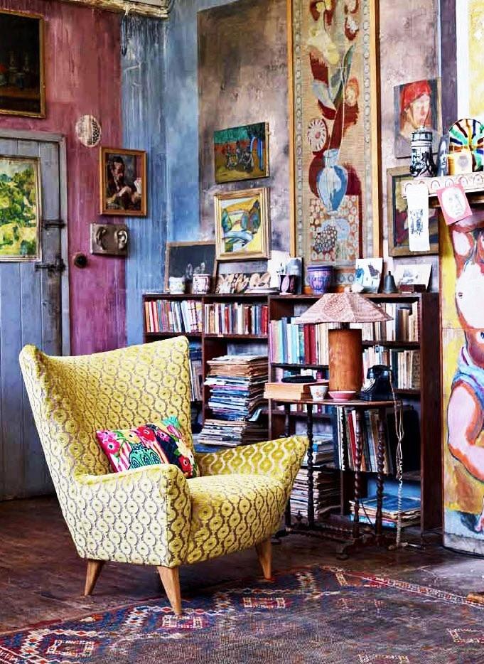 Chic iBohemiani Apartment iDecorating Ideasi Creating Unique