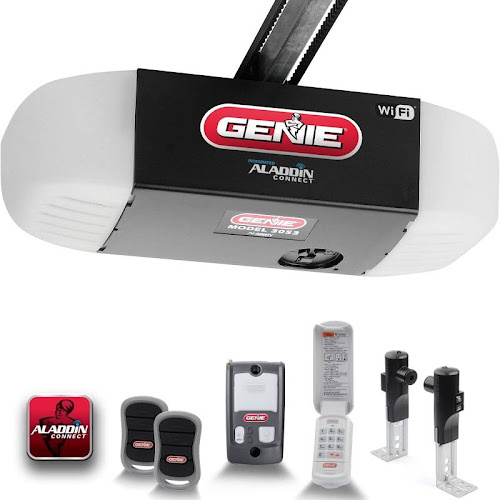 Genie QuietLift Connect 3/4 HPC Smart Belt Drive Garage Door Opener