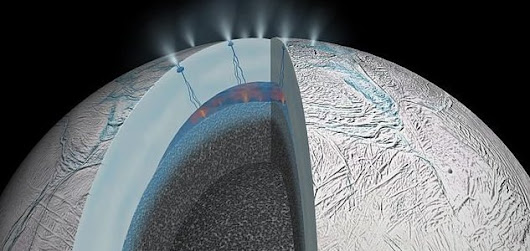 Enceladus ocean 'could have evolved life' | Come discuss at our forum.