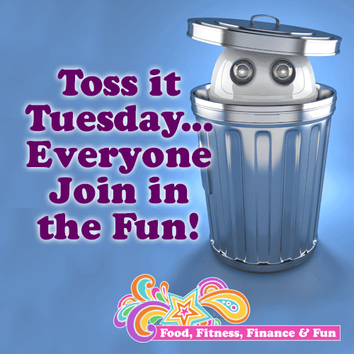 Toss it Tuesday...Everyone Join in the Fun!