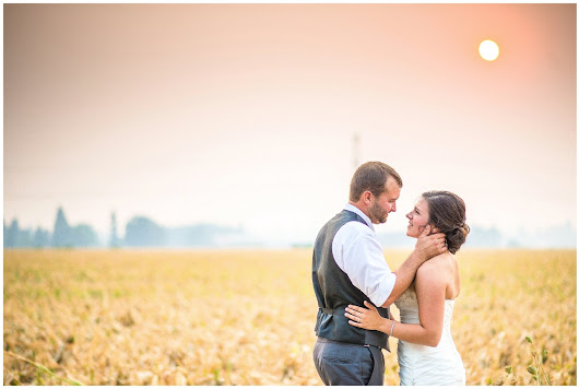 Katelyn & Ryan - Postlewaits Country Wedding - Canby Oregon - Angie Grace Photography