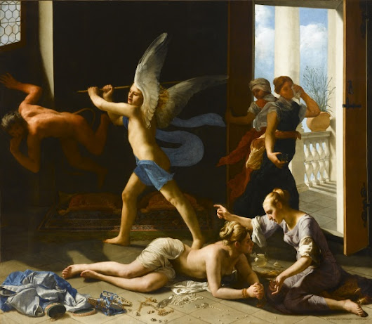Cagnacci's Repentant Magdalene comes to London