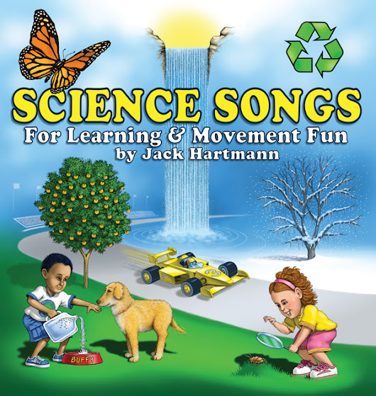 Jack Hartmann: Science Songs for Learning & Movement Fun: Songs for Teaching® Educational Children's Music