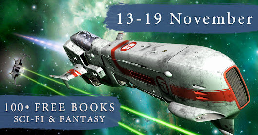Free Books – Nov 2017 - SFF Book Bonanza - Discover Science Fiction and Fantasy Books