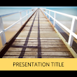 Free presentation template Beach - Slides Power