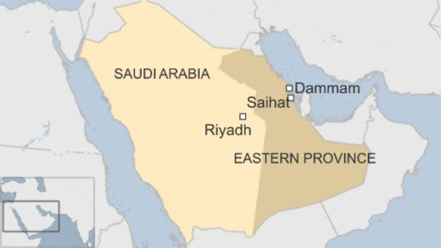 Terrorism : Five killed at Saudi Shia ceremony