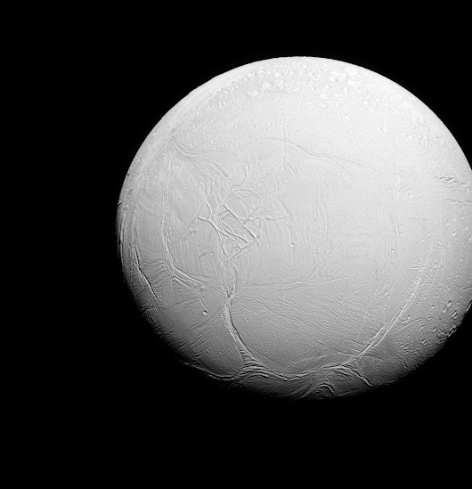 Cassini spacecraft delivers biggest revelation yet: A moon of Saturn is habitable