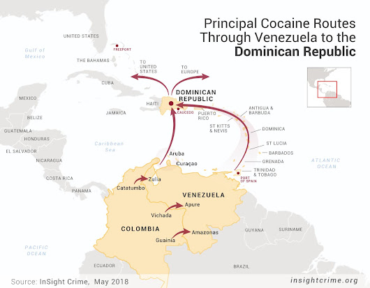 9:22 AM 5/24/2018 – Dominican Republic and Venezuela: Cocaine Across the Caribbean – Front Page Review | The News and Times of Puerto Rico