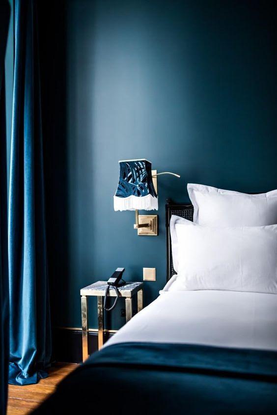 20 Inspiring Bedroom Designs In Blue Hues   Interior God