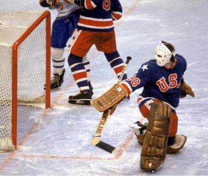 Jim Craig USA vs Finland 1980 photo 1980USAvsFinland2.jpg