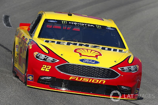 Joey Logano wins incident-free first stage at Richmond
