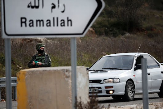 Israeli soldiers arrested for allegedly forcibly stripping Palestinian women at checkpoint, report says