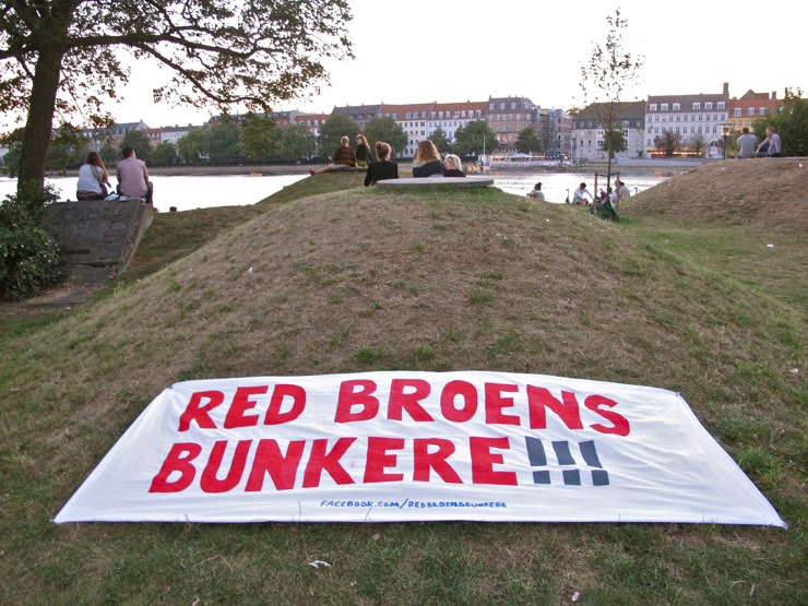 Save the bunkers