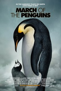 215px March of the penguins poster  Top 10 Penguin Movies of All Time