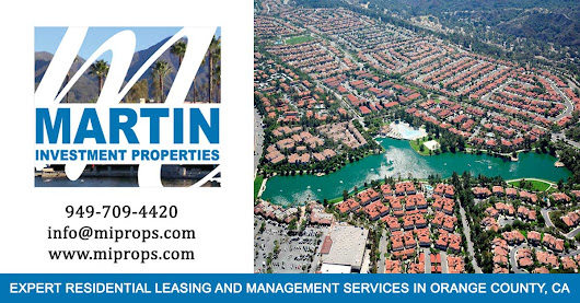 Martin Investment Properties | Property Managment | Orange County Ca.