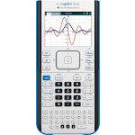 Texas Instruments - TI-Nspire CX II Handheld Graphing Calculator