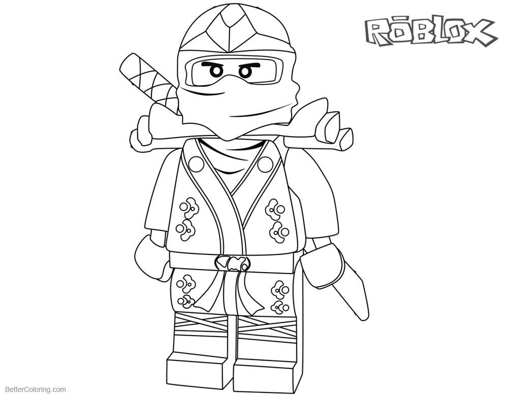 Wallpapers Hd References Roblox Coloring Pages Boys
