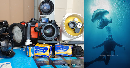 Kodak Ektachrome Will Go Underwater Again in 2018